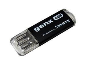 ÝáÇÔ ÏÓß GenX 4GB