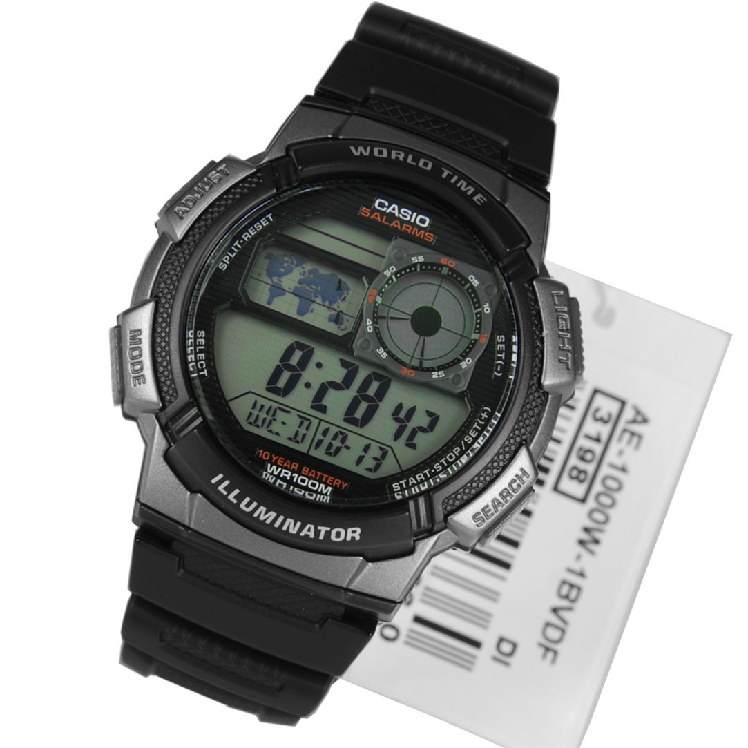 ÓÇÚÉ Casio Men's AE1000W-1B