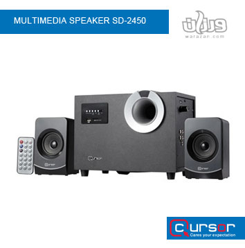 ÓãÇÚÉ Multimedia Speaker SD-2450