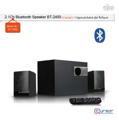 """""""г«Џ… гЏ г÷ќг 'ж ( »бжжЋ) 2.1Ch Bluetooth Speaker BT-2400"""