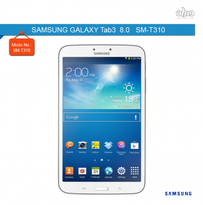 SAMSUNG GALAXY Tab3  8.0   SM-T310